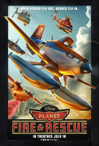 Disney Planes Fire & Rescue #disneyplanes #disneymovie