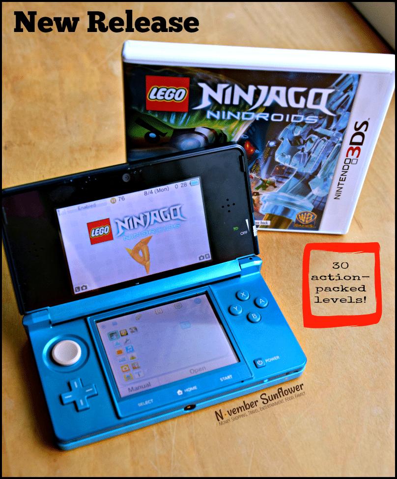 LEGO Ninjago #nindroids #ninjago