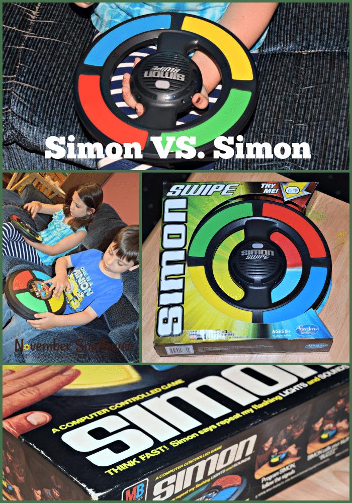 Simon has gone modern #sponsored #hasbro #toys