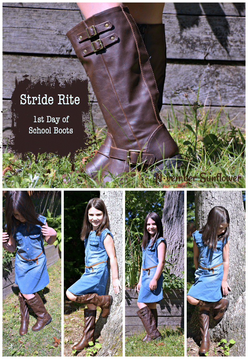 stride rite brings our smiles back #striderite #backtoschool #sponsored