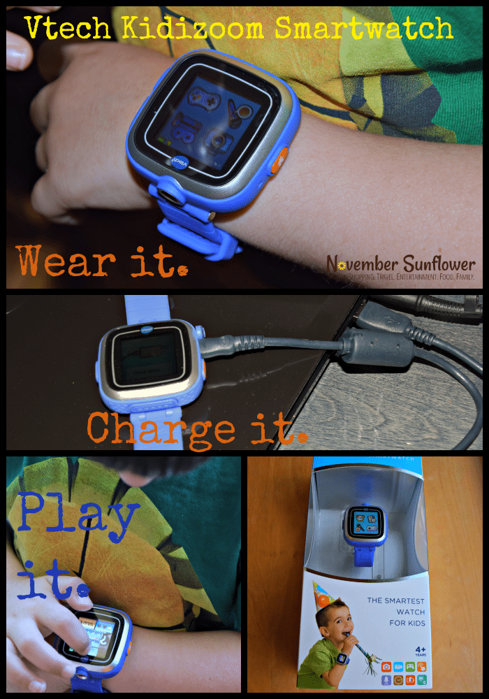 smartwatch for kids #kidizoom #vtechtoys #vtech #sponsored