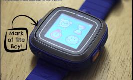 smartwatch for kids #kidizoom #vtech #sponsored