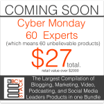 No More Excuses BC Stack #bcstack #cybermonday #bloggingconcentrated #ad