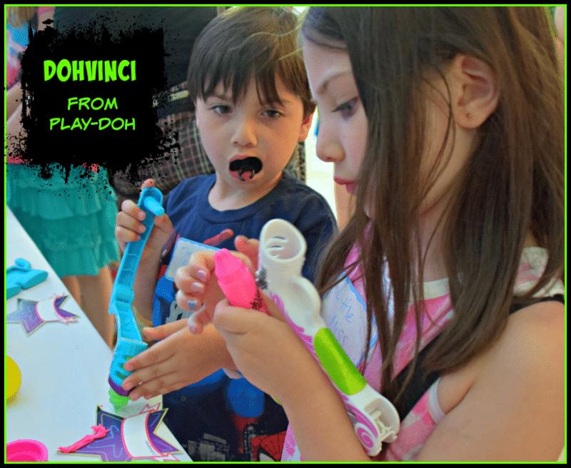 DohVinci #dohvinci #playdoh #sponsored #holidays2014 #holidayguide