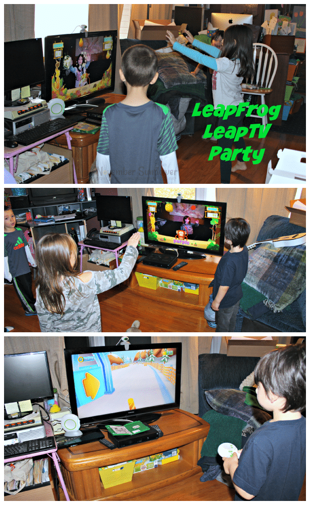 excited for leapfrog leaptv #leaptv #mommyparties #sponsored