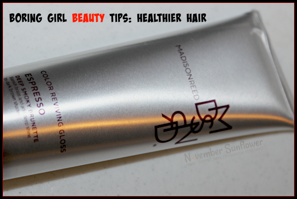 Boring Girl Beauty Tips #boringgirlbeauty #sponsored #MRNewYou