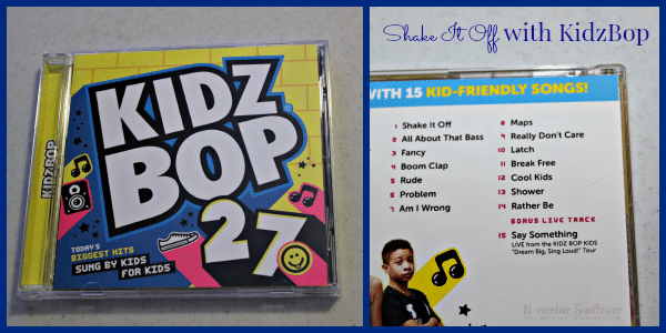 Shake it Off with KidzBop #kidzbop #shakeitoff
