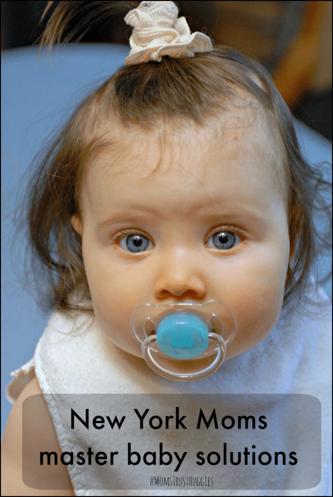 new york moms baby solutions #momstrusthuggies #cbias #ad