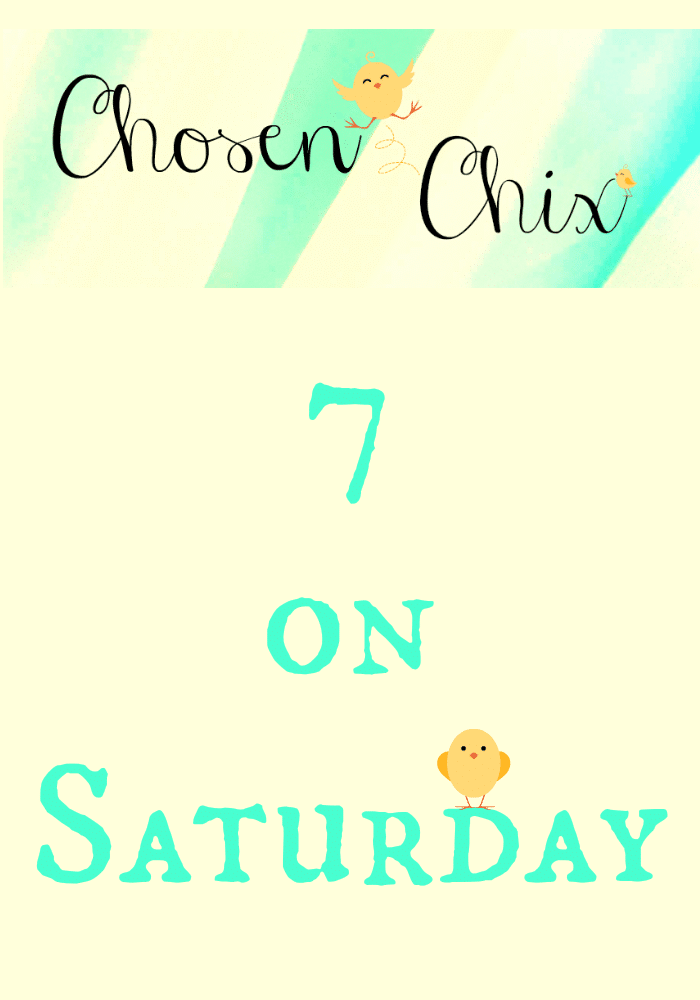 Chosen Chix 7 on Saturday #ChosenChixHop #ChosenChixCollective