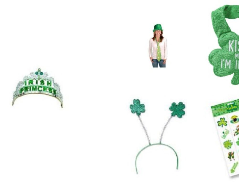 Top 5 St. Patrick's Day Accessories