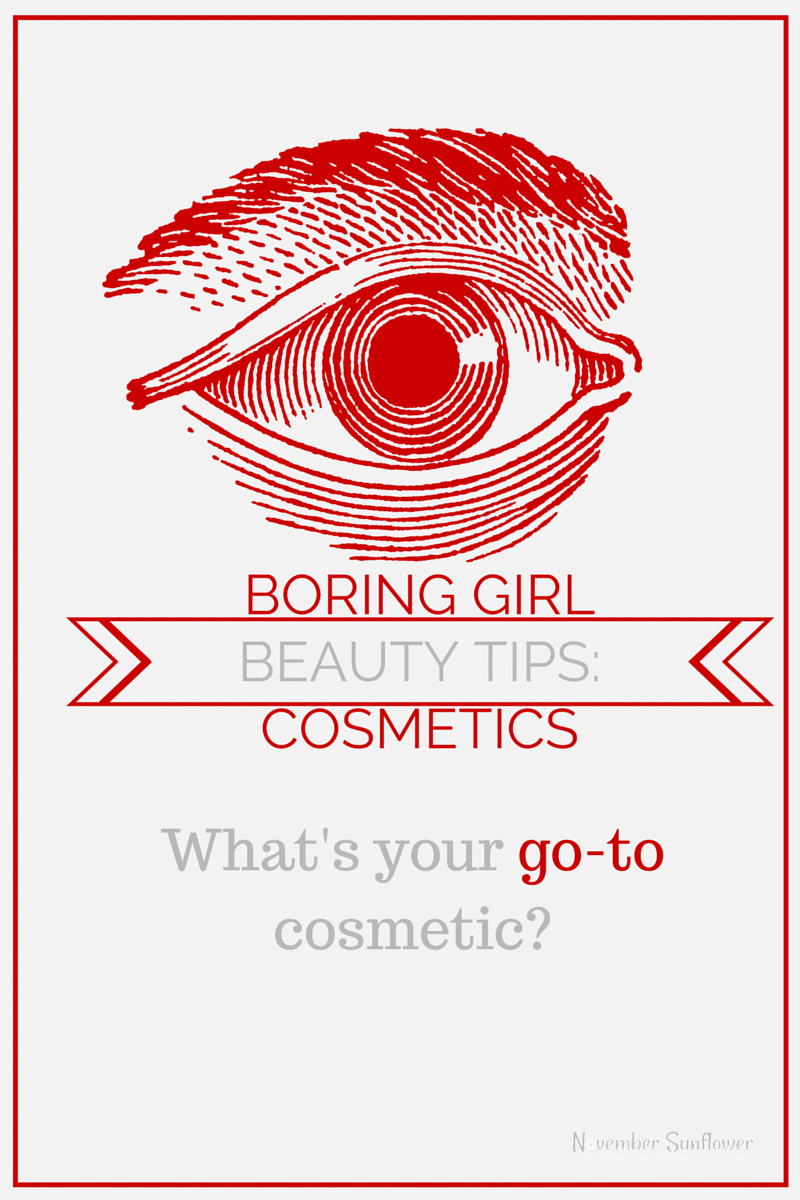 Boring Girl Beauty Tips Cosmetics #boringgirlbeauty #beauty #beautyblogger #sponsored