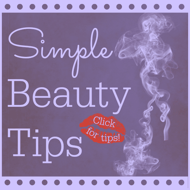 Simple Beauty Tips #beautyblogger #boringgirlbeauty #naturalbeauty