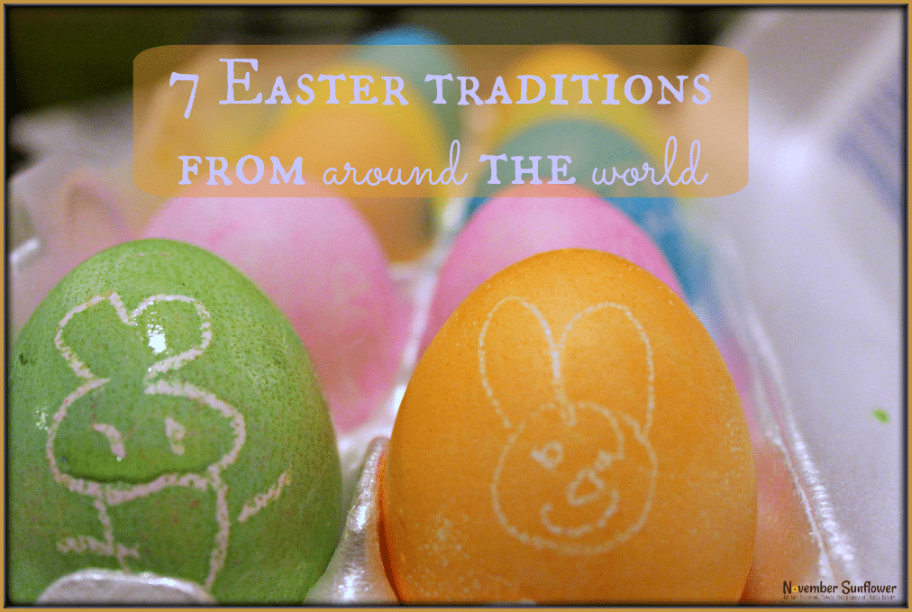 7 easter traditions from around the world #eastersunday #eastertraditions #chosenchixhop
