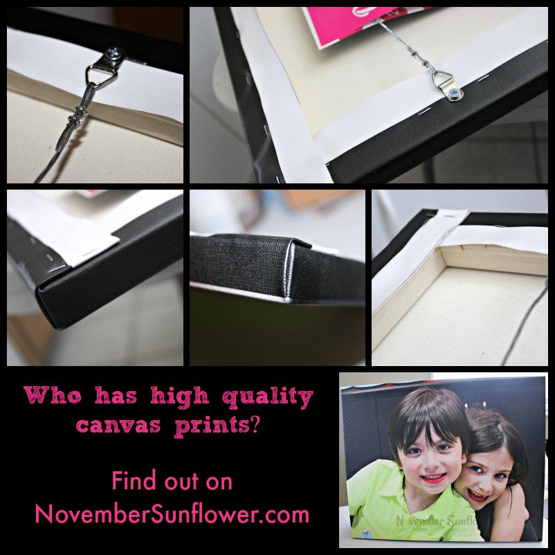 canvas print gift #canvaspop #photogift #sponsored