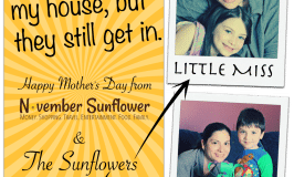 Happy Mother's Day from the sunflowers #mothersday #momsday
