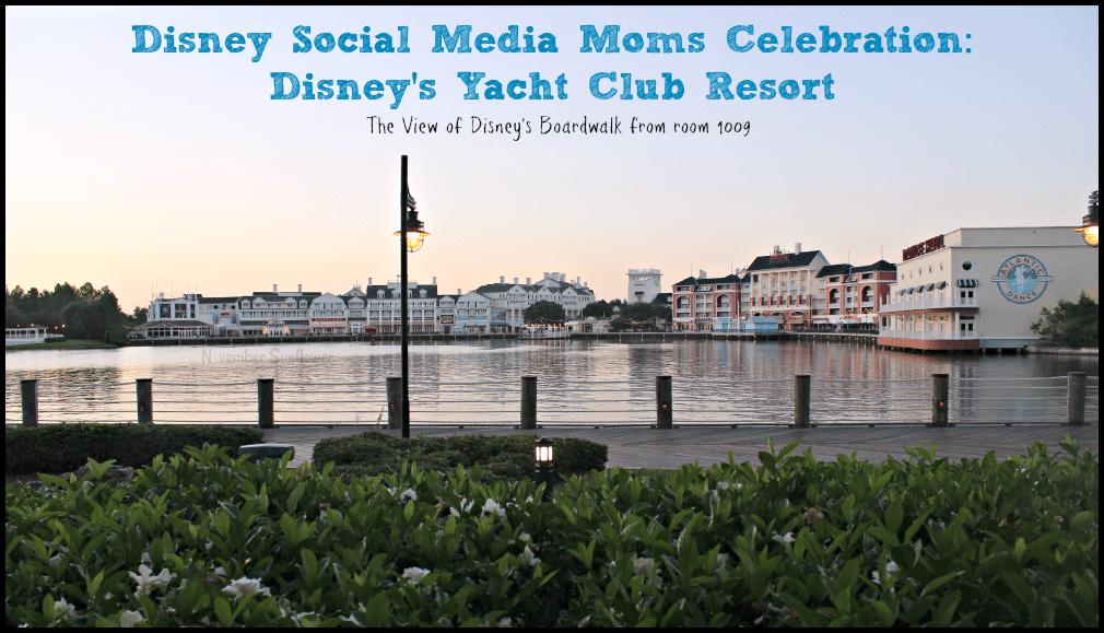 Disney Social Media Moms Celebration: DIsney's Yacht Club Resort #DisneySMMC #sponsored #DisneyYachtClub