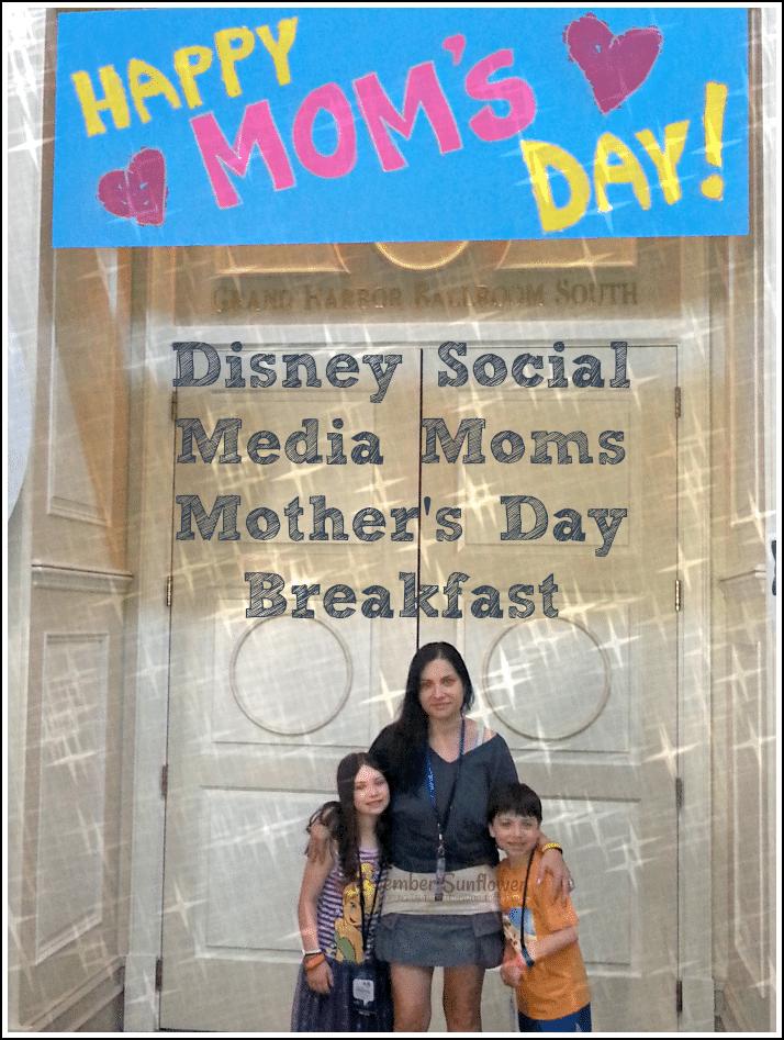 DisneySMMC Mom's Day