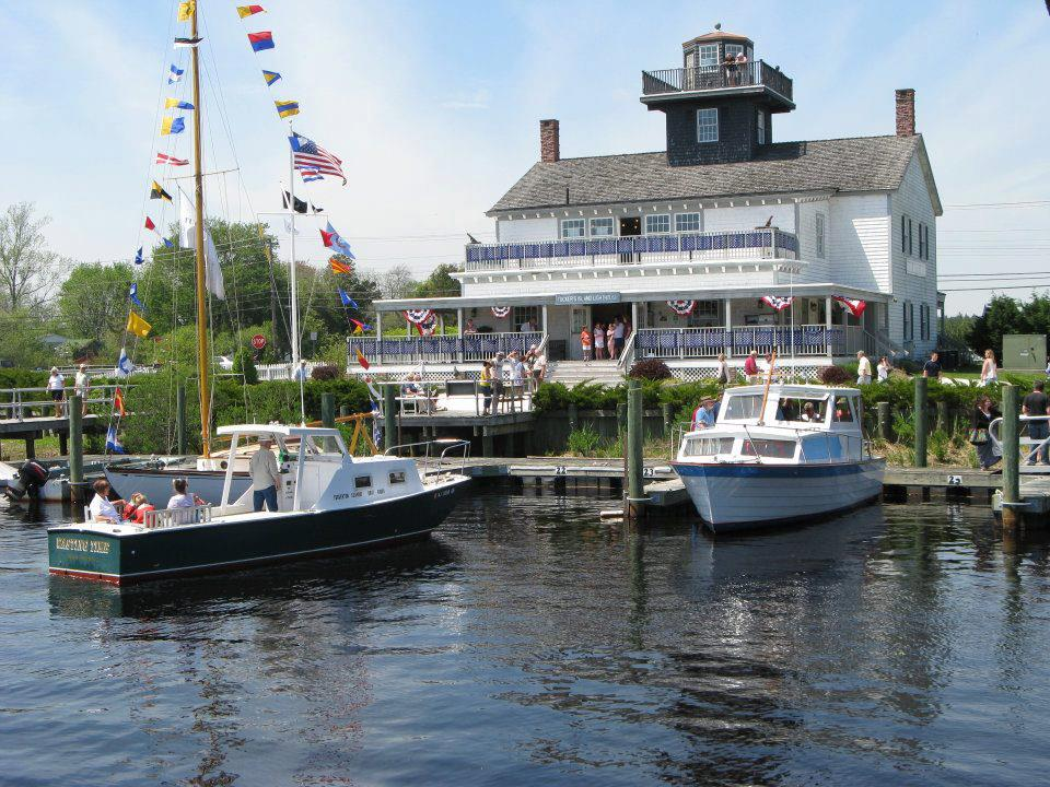 Tuckerton Seaport #vacation #piratefestival #ad