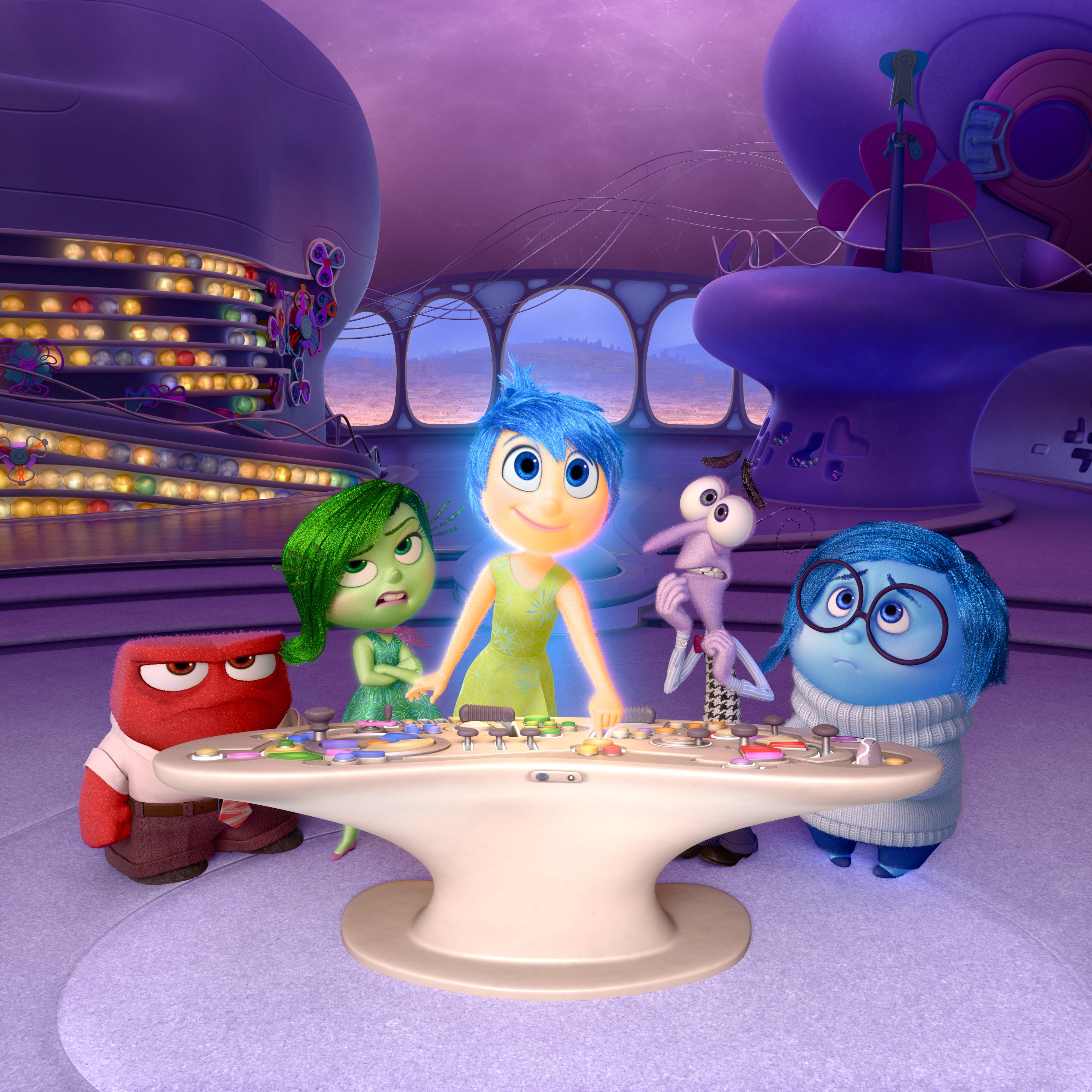 Disney Pixar Inside Out Movie Review #DisneyPixar #InsideOut #Disney #pixar