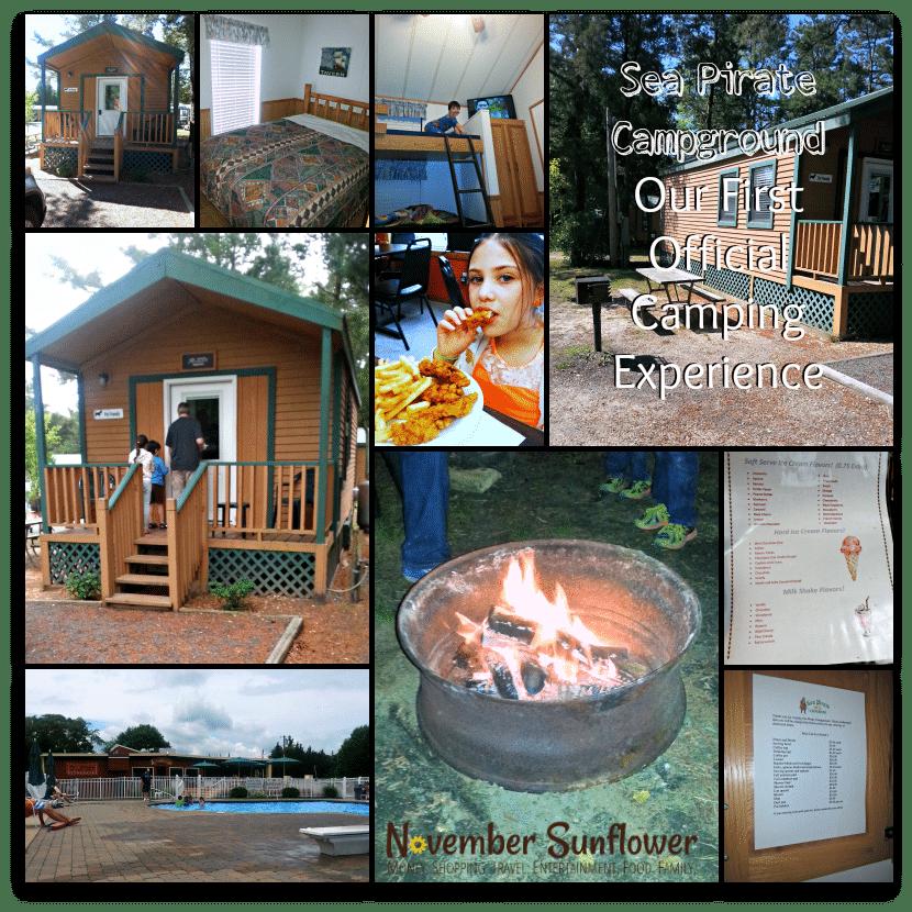 Sea Pirate Campground #tuckerton #pirate #camping #familyvacation