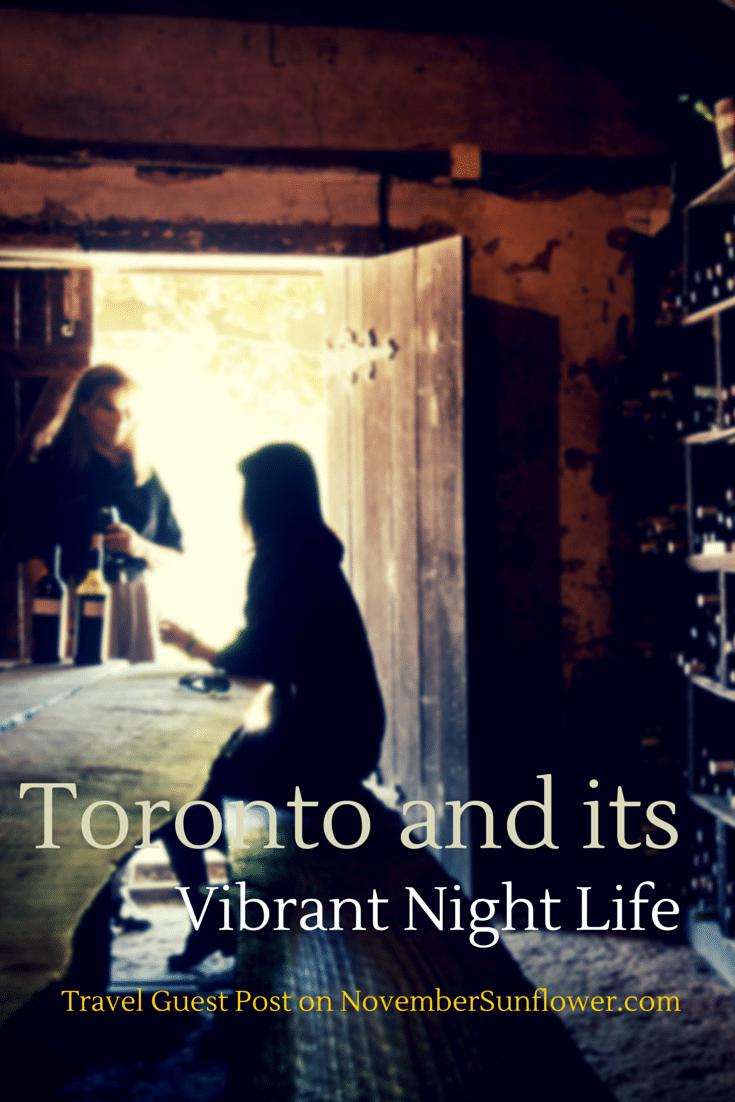 Toronto and its Vibrant Nightlift #travel #toronto #canada #guestpost #vacation