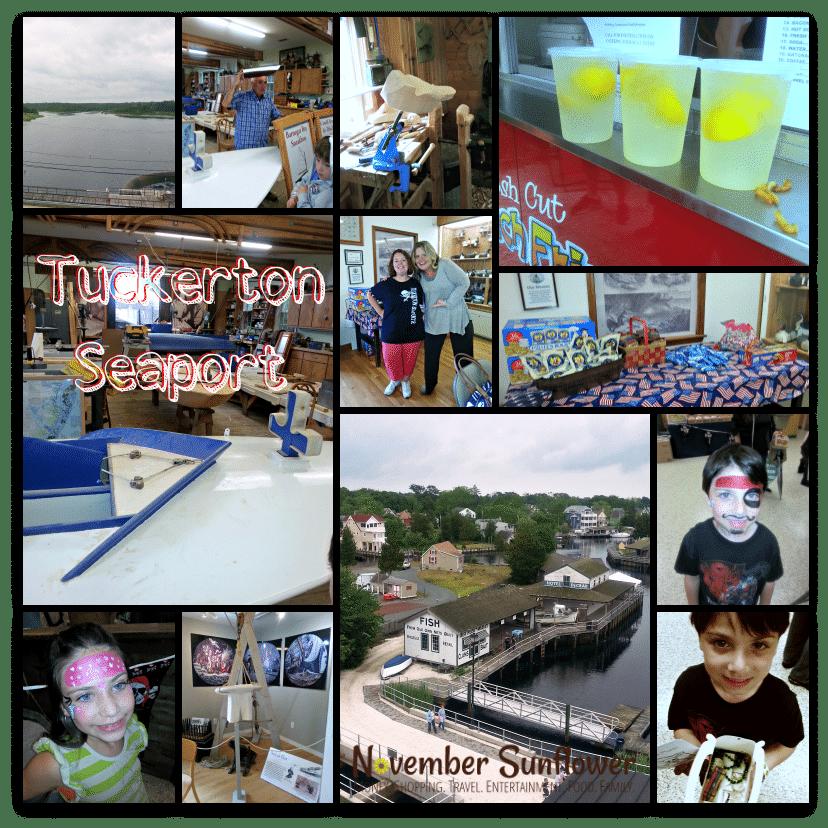 Tuckerton Seaport #tuckerton #jerseyshore #familyvacation #familytrip