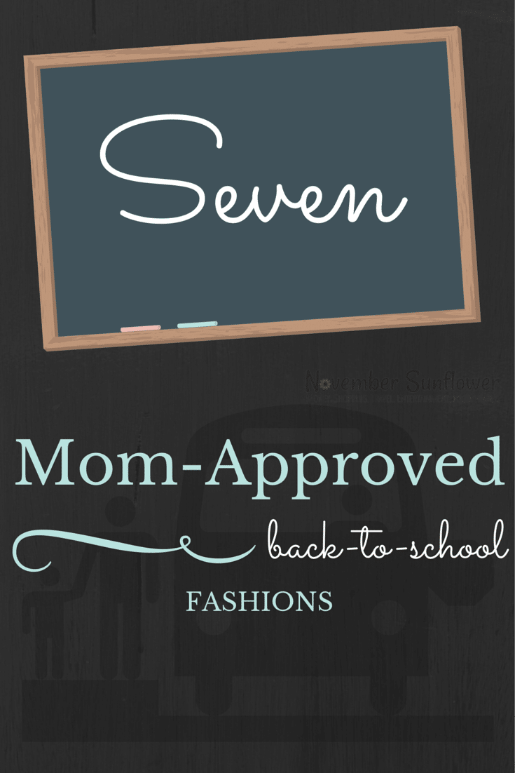 7 mom-approved BTS Fashions #BTSFashion #backtoschool #ChosenChixHop