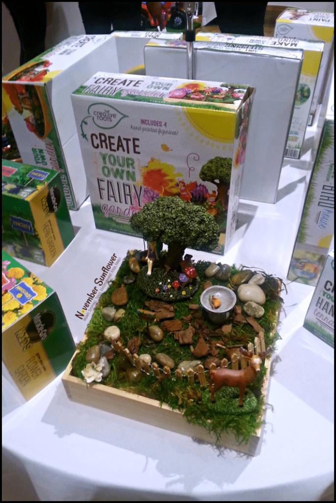 Creative Roots Create Your Own Fairy Garden #sponsored #fairygarden
