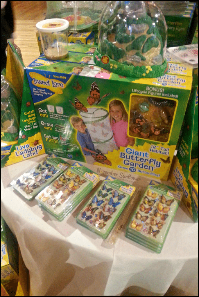Insect Lore's Live Butterfly Garden #TTPM #sponsored