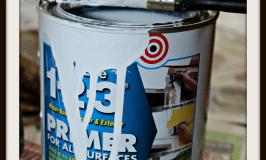 DIY Front Door Project #DIYProject #HomeImprovement [sponsored]