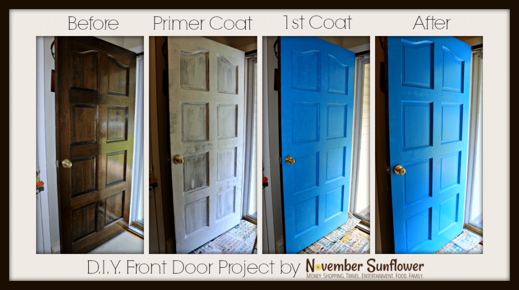 Diy Front Door Project Have A Solid Front Door But Need A Change