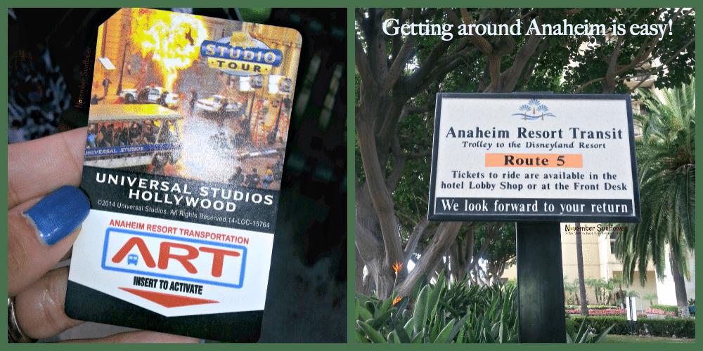 Anaheim Resort Transit - ANT