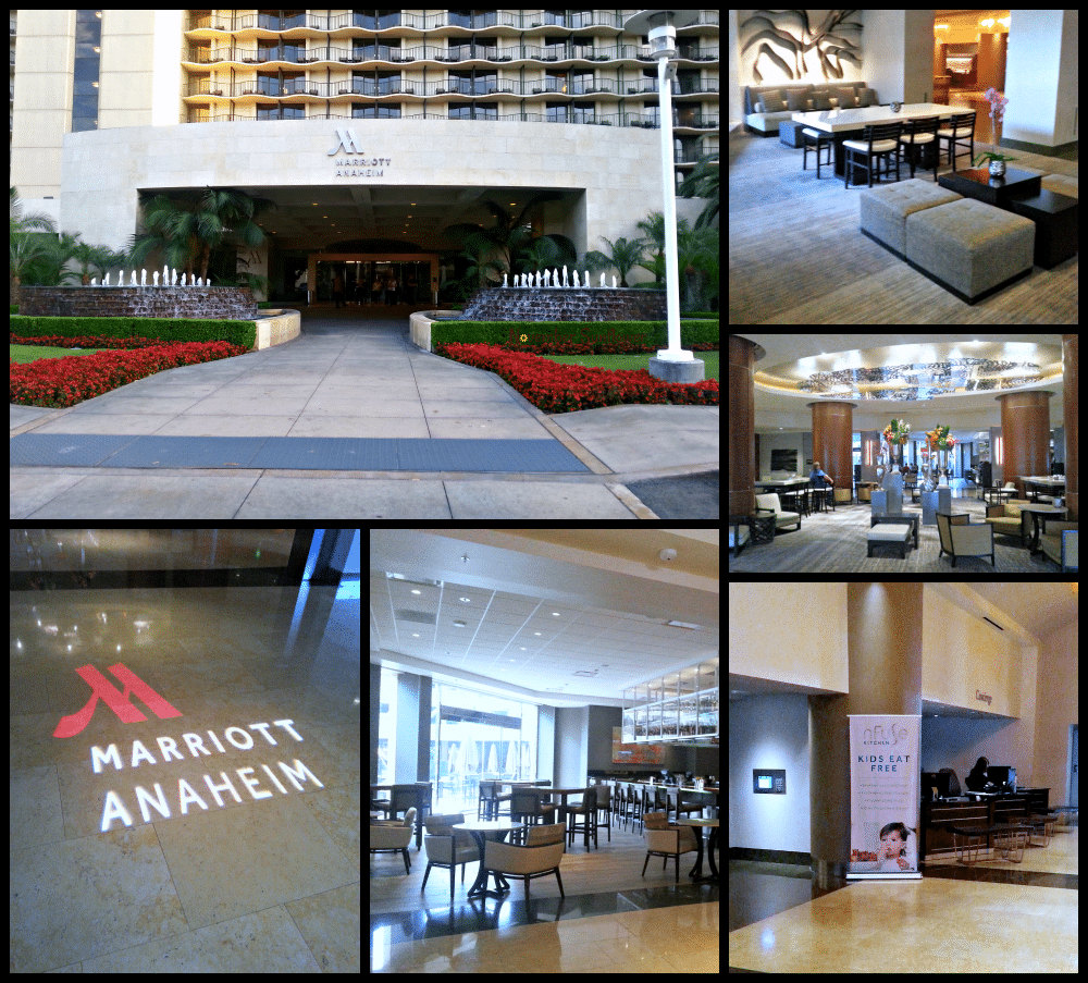 #travelbrilliantly #anaheimmarriott #travelreview #marriottanaheim