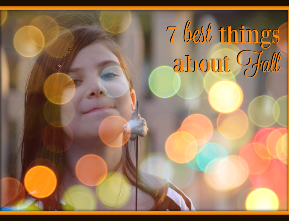 7 best things about Fall
