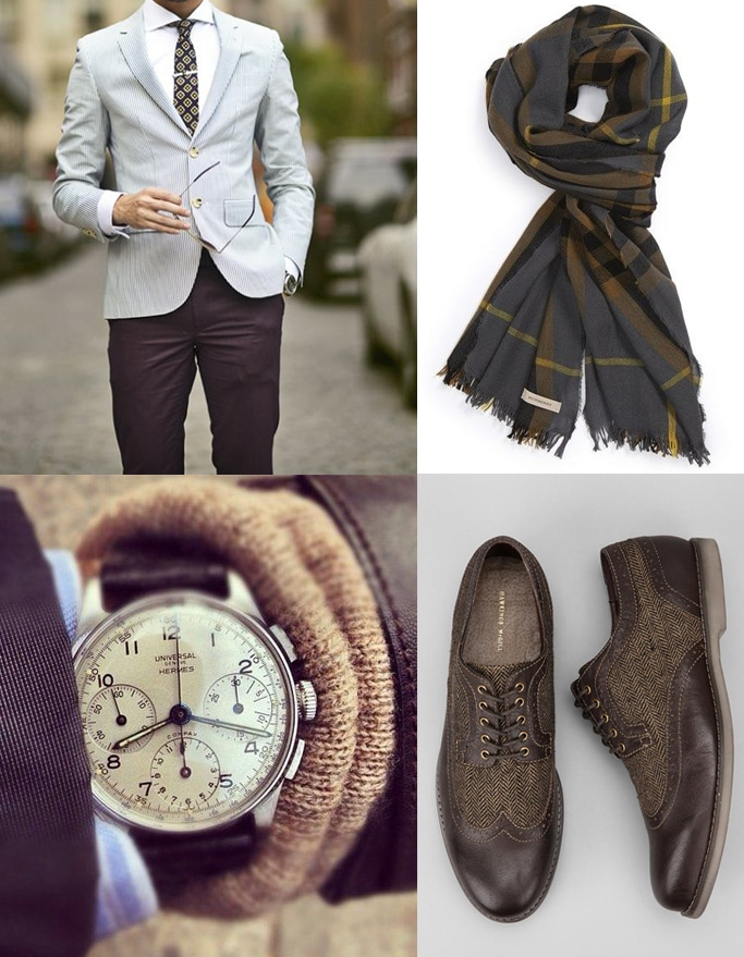 His Holiday Outfit Survival Guide