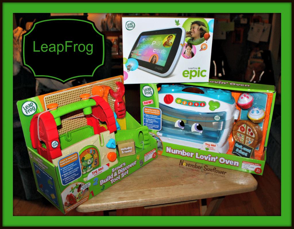LeapFrog Delivery