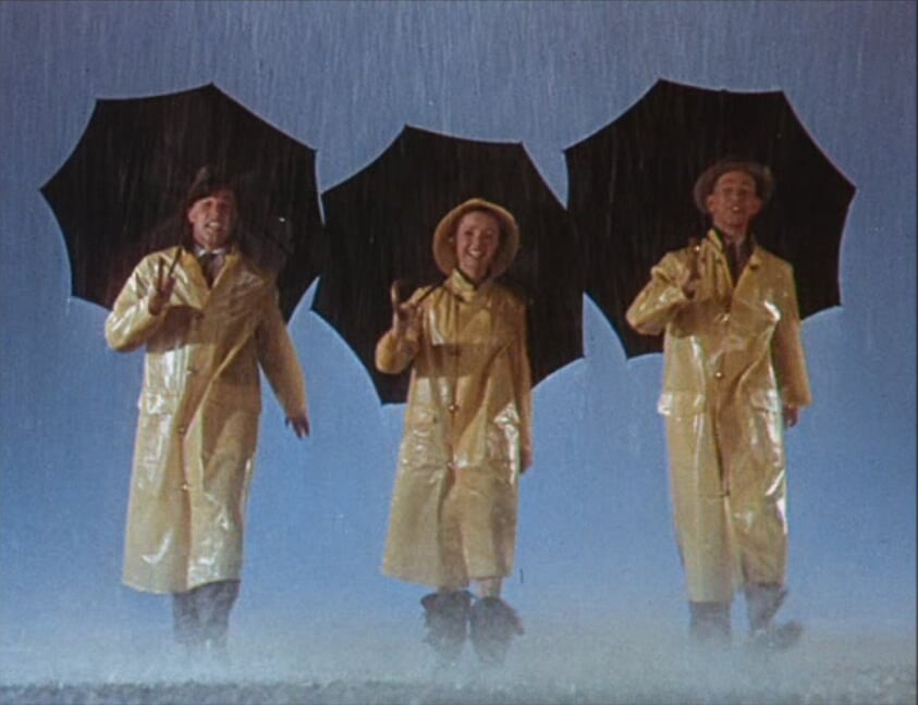 Classic Movies #singinintherain #wikimediacommons