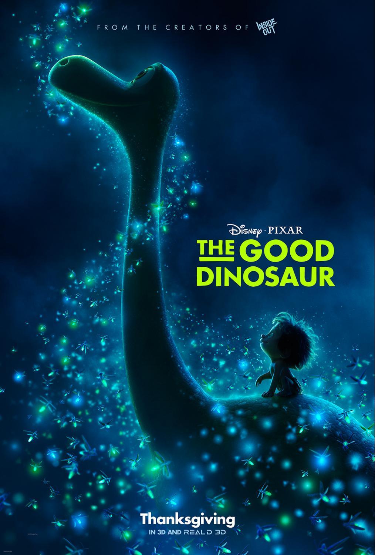 The Good Dinosaur #Disney #Pixar #GoodDino
