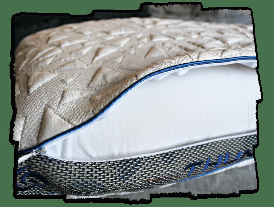 Bedgear Thunder 1.0 Pillow #bedgear #thunder #sleepbetter