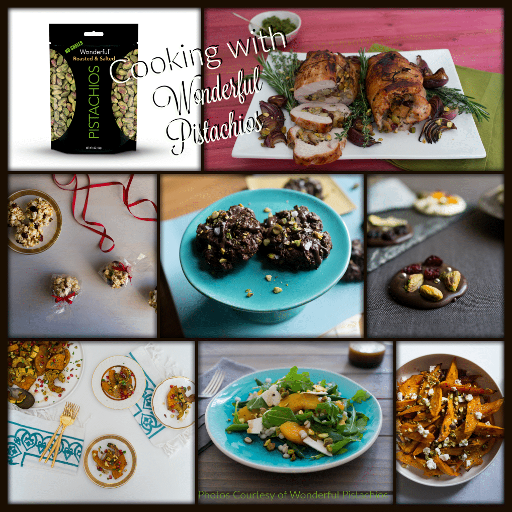 Cooking with friends and Wonderful Pistachios #GetCrackin #WonderfulPistachios [sponsored] #momtrends