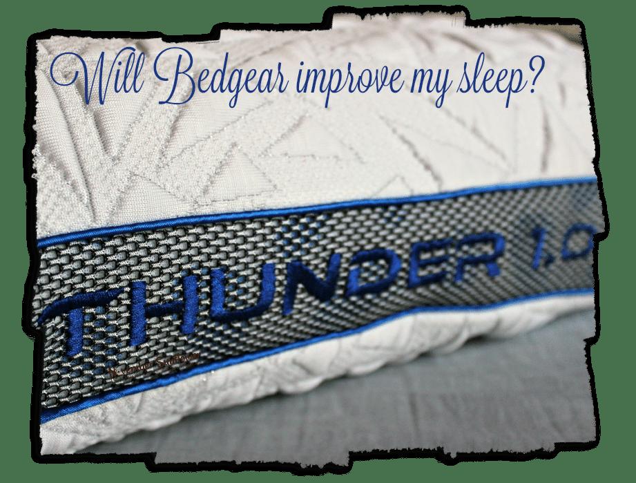 Will Bedgear improve my sleep? #bedgear #sleep #health [sponsored]