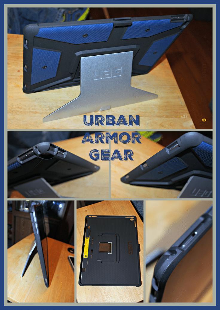 Urban Armor Gear #UAG #UrbanArmorGear #iPadCase #iPadPro #iPadProCase [sp]