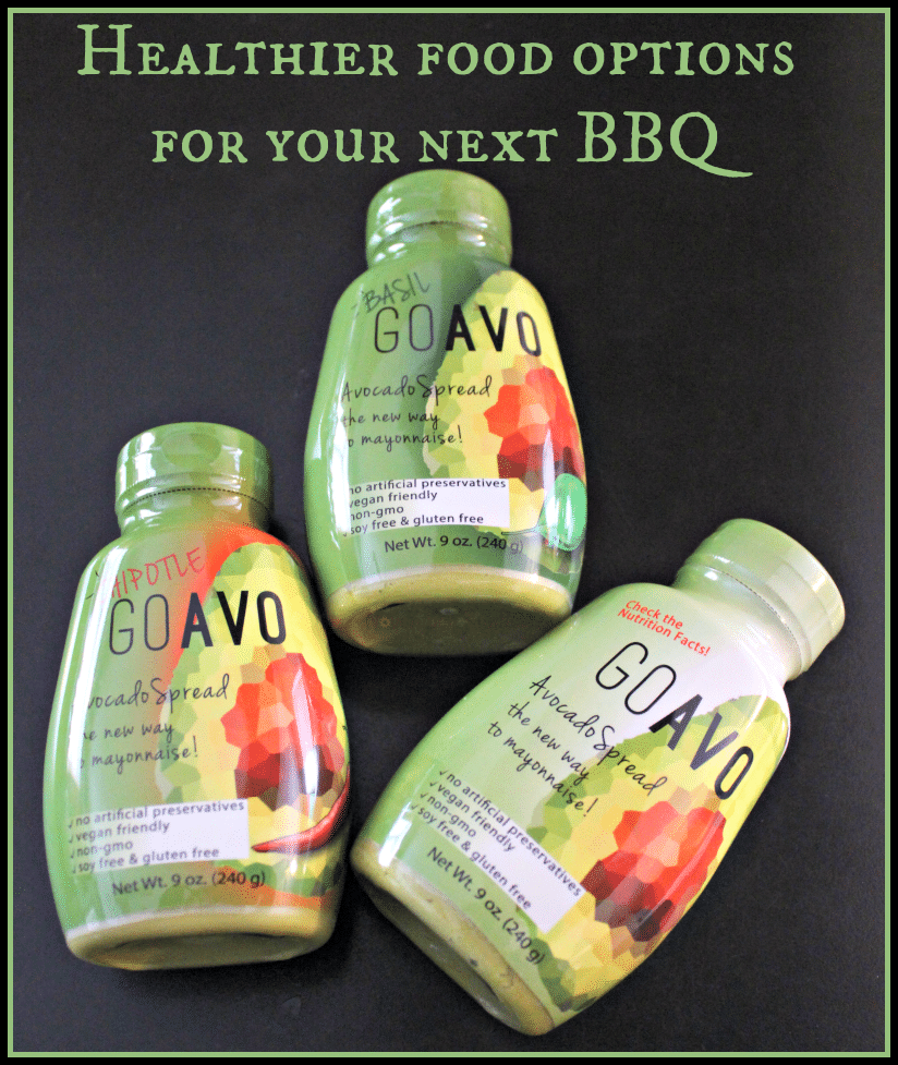 Healthier food options for your next BBQ outdoor entertaining summer