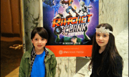 Ratchet and Clank rock the Silver Screen