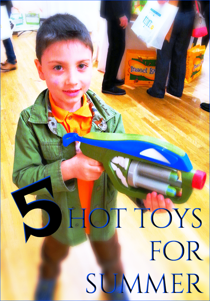5 hot toys for summer from TTPM Spring Showcase [spons]