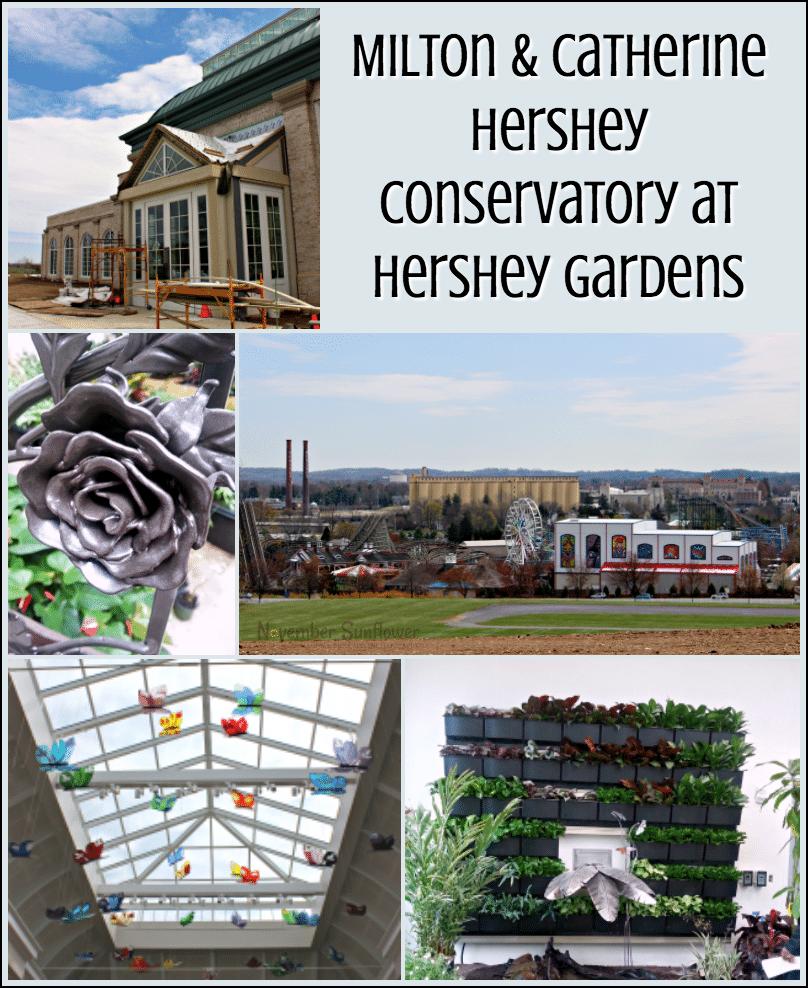 Milton & Catherine Hershey Conservatory at Hershey Gardens