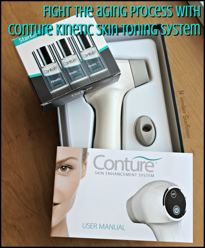 Fight the aging process with Conture Kinetic Skin Toning System [sponsored]