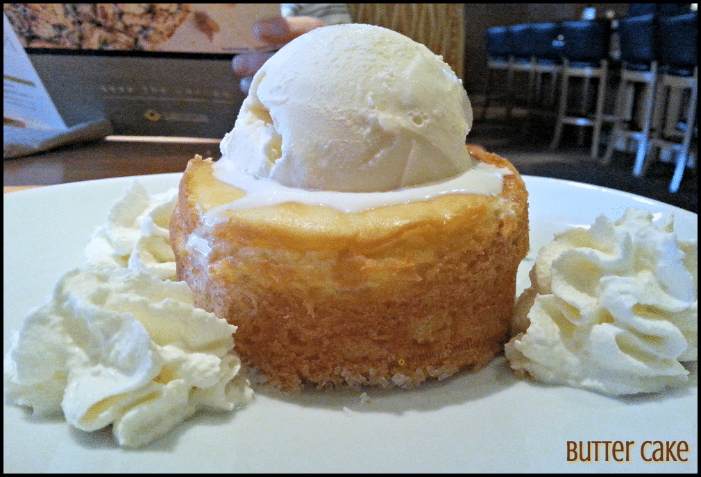 Butter Cake NEWCPK Next Chapter Menu [sp]