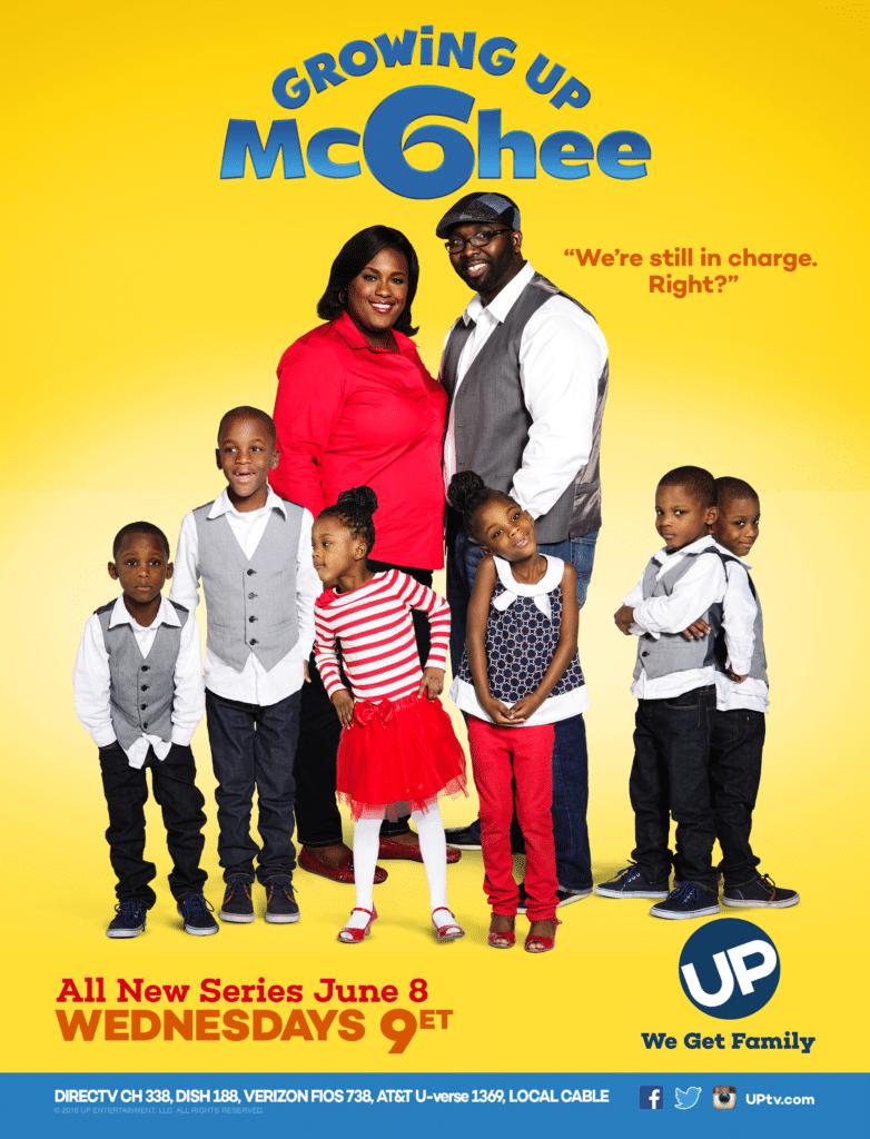Growing Up McGhee on UPtv [ad]