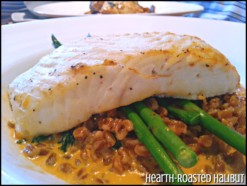 Hearth-Roasted Halibut CPKNEW Next Chapter Menu [sp]